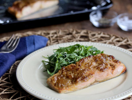 salmon fertility diet trying to conceive