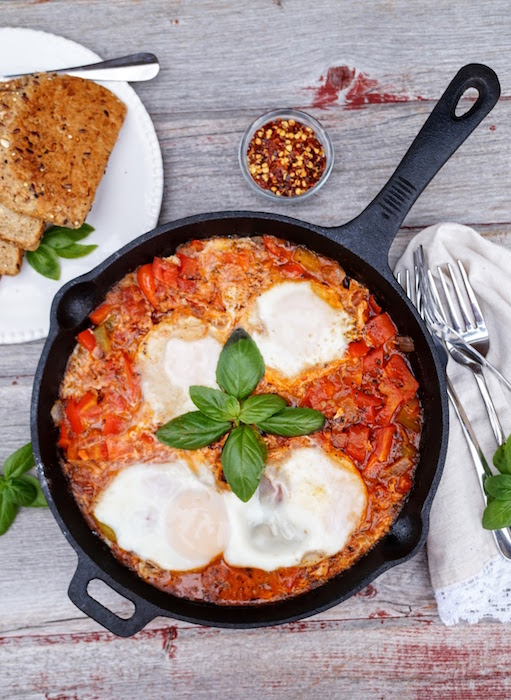 shakshuka eggs recipe fertility