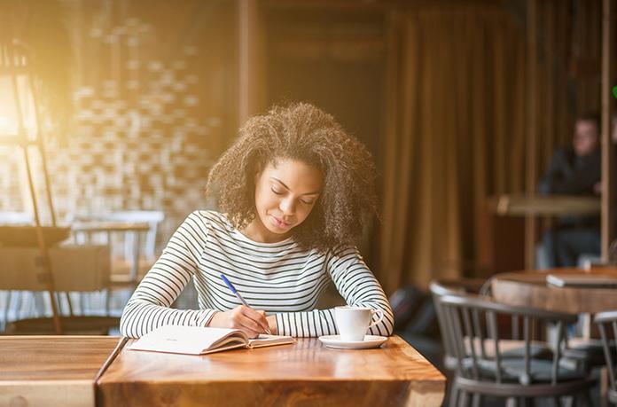 pregnantish journaling struggling infertility