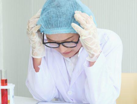 embryologist IVF Bec Holmes