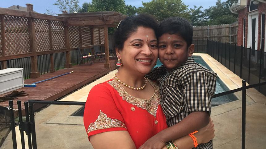pradeepa narayanaswamy infertility adoption light tunnel