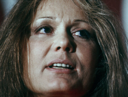 Gloria Steinem prevented me from baby NY state