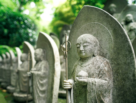 Finding Light in the Darkness After My Three Miscarriages- Jizo